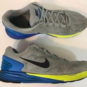Nike Lunarglide 6 Mens Running Shoes Size 14